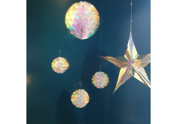 Cosmic decoration