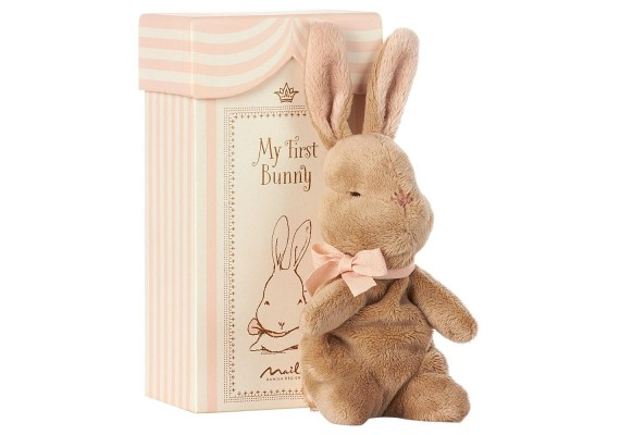 My first bunny in a box