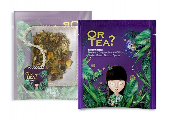 Or Tea Rainbow Box