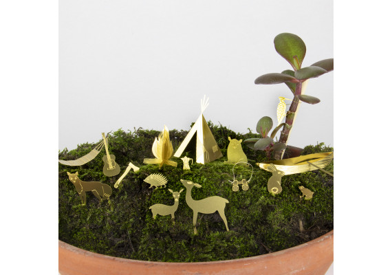 Tiny Camping for your plants