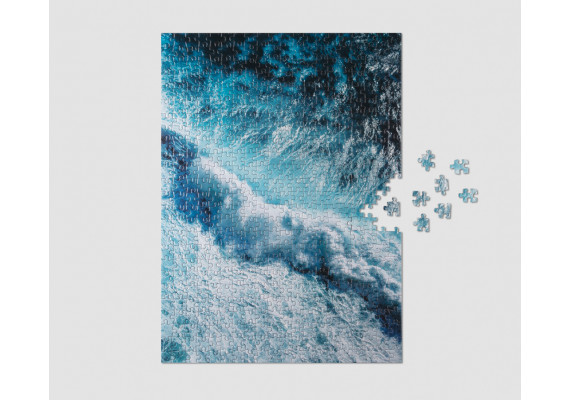 Waves puzzel