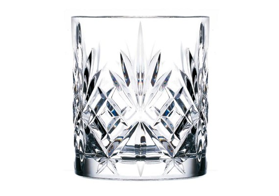 Old Fashioned whisky glass