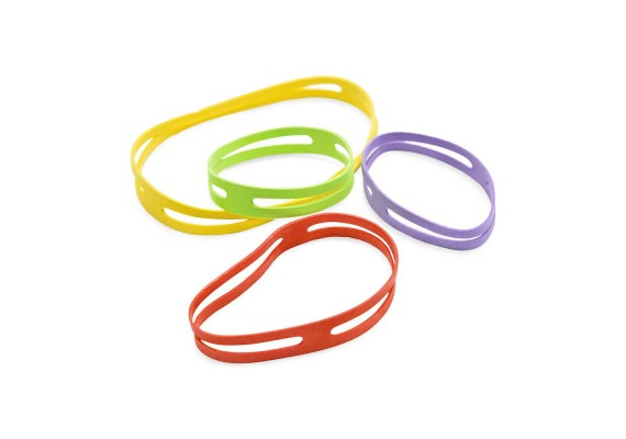 Rubber X-bands