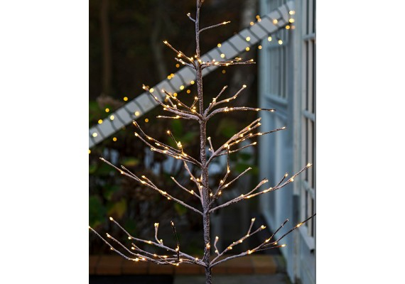 Sirius christmas tree with LED lights