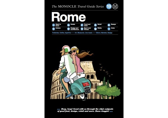 Monocle travel guide series