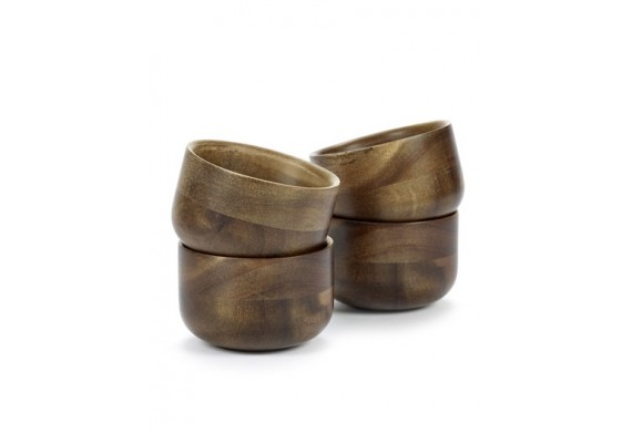 Serax wooden tea cup