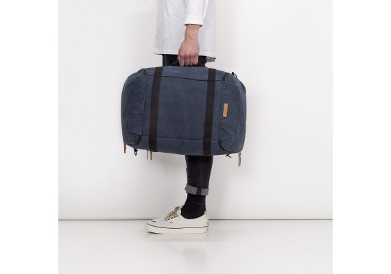 ARVID travel backpack dark navy