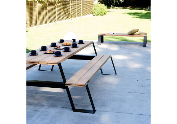 VONK FUSE picnic table