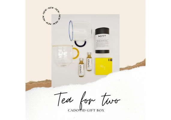 CADOVID: tea for two