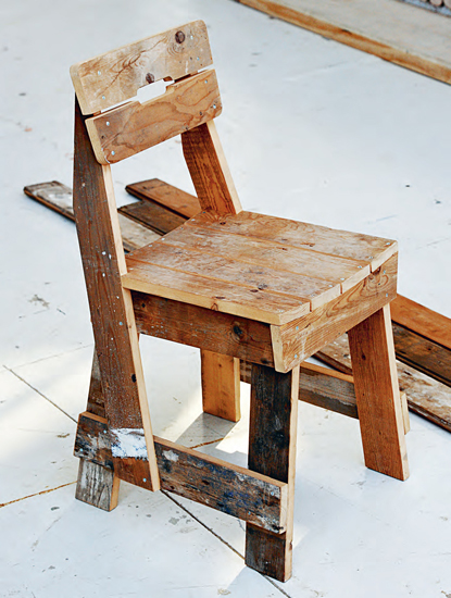 Edam chair